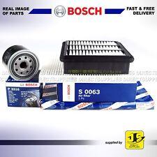 OEM Bosch Hyundai I30 1.4 Filtros De Cabina De Aire Aceite Kit De Servicio