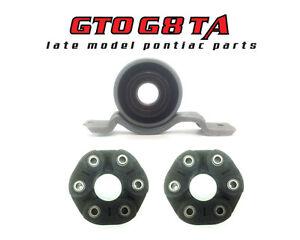 2005-2006 Pontiac GTO Driveshaft Repair Kit Center Support Rubber Flex Disc