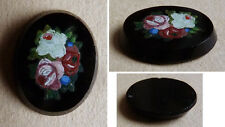 Camée  micro-mosaïque 19e s victorian micro mosaico pour bague collier bracelet
