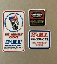 Mongoose Frame Stickers Old School BMX Skyway Haro