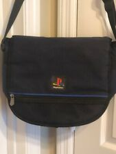 Sony Playstation Original Messenger Bag Carrying System Case PS1 PS2 LkNew