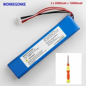 10000mah 37.0Wh Battery for JBL XTREME Xtreme GSP0931134