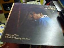 CHARLEY PRIDE BURGERS AND FRIES(WHEN I STOP LEAVING ILL BE GONE