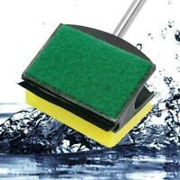 Fish Tank Algae Cleaner Sponge Scrubber Algae Remover Brush BEST Aquarium
