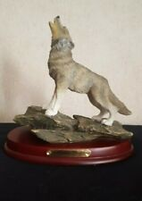 Howling Timber Wolf By Marlo Collection 1995