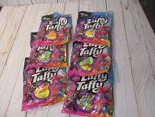 6 Laffy Taffy Candy Trolls World Tour Limited Edition Bags 3.8 OZ Each 11/20