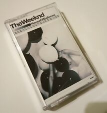 The Weeknd - House Of Balloons cassette [check description before buy]