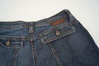 MAC Graziella City Damen Jeans Hose stretch Gr.40  L30 blau stonewashed TOP AD24