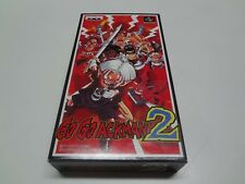 Go Go Ackman 2 Nintendo Super Famicom Japan NEW