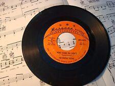 "The Buena Vistas - HERE COME DA JUDGE / BIG RED 45 rpm 7"" vintage vinyl record"