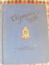 Olympia 1936 Band 1, Die Olympischen Winterspiele Vorschau auf Berlin