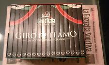DVD-COFANETTO-GIRO IO TI AMO-GIRO D'ITALIA CENTOANNI-COMPLETO 16 DVD-LA GAZZETTA