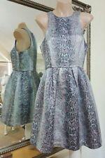Cotton Blend All Seasons 50's, Rockabilly Dresses for Women