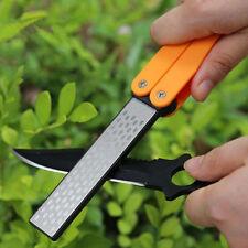 Messerschärfer Diamant Schleifstein Schleifer Messer Schärfen Spitzer System 1X