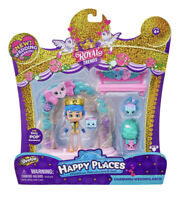 New Shopkins Gappy Places Royal Trends Charming Wedding Arch Groom Boy Playset
