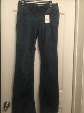 NWT CABI 901 Blue Boot Cut Jeans Size 6