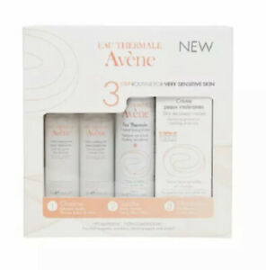Eau Thermale Avene 3 Step Routine for Very Sensitive Skin New