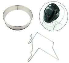 Halogen Oven Accessory Extender Extension Ring Lid Stand Holder for 10-12 Litre