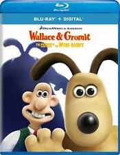 Wallace and Gromit The Curse of the Were-rabbit Blu-Ray Peter Sallis New
