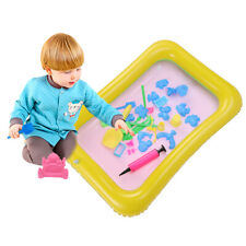 33pcs Play Sand Kit Castle Sand Tray Toys Play Educational Toys Molds for Kids