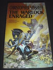 The Warlock Enraged by Christopher Stasheff (1986, Paperback, Reprint)