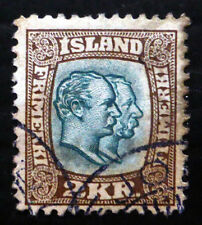 ICELAND 1907 - 2Kr Cat £70 SG94 NH504