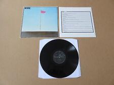 Wire Pink Flag raccolto LP RARO ORIGINALE Black Label UK 2ND premendo SHSP 4076