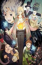 RGC Huge Poster - Howl's Moving Castle Anime Poster Glossy Finish - STG008