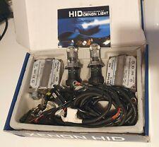 Xenon HID H4 hi/lo High & Low Beam Kit 12V 35W 6k White Light Honda Civic EK EG