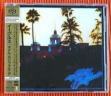 EAGLES - HOTEL CALIFORNIA  Hybrid Multichannel 5.1 and Stereo SACD Japan  SEALED