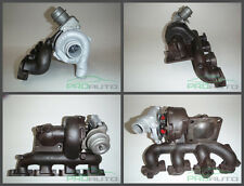 Turbo Turbocompresor Ford Mondeo III 2.2 TDCi Melett CHRA ajustada, No Chino!!!