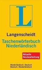 Langenscheidt Taschenwörterbuch Niederländisch (2012, Kunststoff)