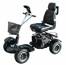 GOLF BUGGY ELECTRIC POWAGLIDE black