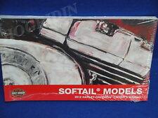2012 Harley Davidson softail owners manual heritage fatboy night train springer