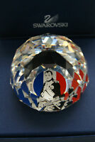 SWAROVSKI NAPOLEON BONONAPARTE GREAT MILITARY COMMANDER  PAPERWEIGHT BNIB