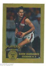 1994 AFLPA Players Choice Collectors Edition (PC4) Gavin WANGANEEN Essendon