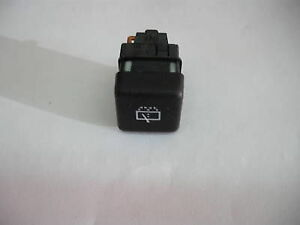interruttore pulsane tergilunotto fiat panda button switch