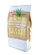Concime 7 KG BOTTOS NATURA GREEN Antistress per Estate e Inverno - 100%Naturale