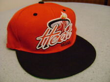 Heat Miami NBA cap baseball hat Mitchell & Ness One Size  Vintage