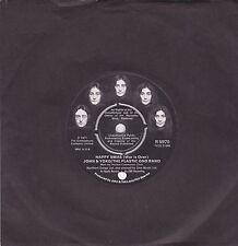 "JOHN & YOKO / PLASTIC ONO BAND Happy Xmas (War Is Over) 7"" Single Lennon Apple"