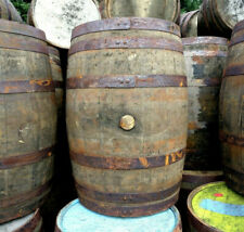 WHISKEY BARREL OAK 40 GALLON  Wooden (Grade B) Keg Barrels Table Scottish