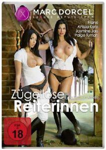 Zügellose Reiterinnen DVD -EROTIK- NEU/OVP FSK18!