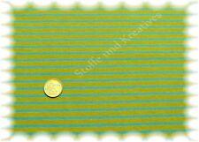 Campan JERSEY Lime petrolio 50 cm Hilco strisce Jersey Strisce TESSUTO ELASTICO cucire