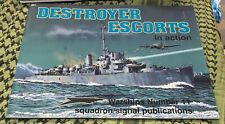 DESTROYER ESCORTS IN ACTION SQUADRON/SIGNAL  IN ACTION WARSHIP #11