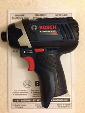 "New Bosch PS41B 12V 12 Volt Lithium Ion 1/4"" Hex Cordless Impact Driver PS41"