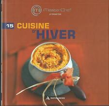 MASTERCHEF 15. Cuisine d'hiver. Mondadori SV3