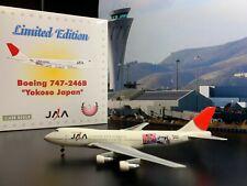 Rare Limited Ed. 1:400 Phoenix Models Japan Asia Airways B 747-246B