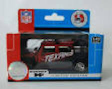 NFL H2 Hummer Houston Texans 1:43 scale-Limited Ed (only 235) -#'d NEW in BOX