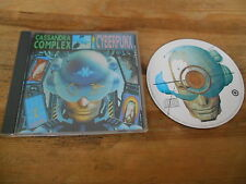 CD POP Cassandra Complex-cyberpunx (12 chanson) Play It Again Sam