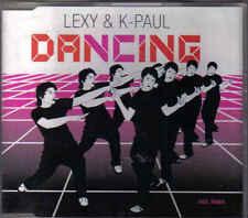 Lexy&K Paul-Dancing cd maxi single 8 tracks incl video